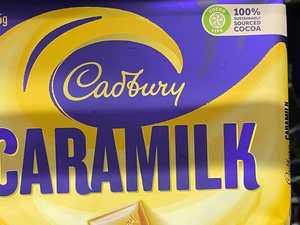 'Dangerous': New Cadbury block at Woolies
