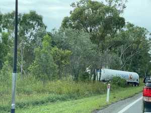 Man critically injured in Bowen crash flown to Townsville