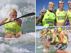 WINNER ROLL CALL: Coast's Aussies dominance in full