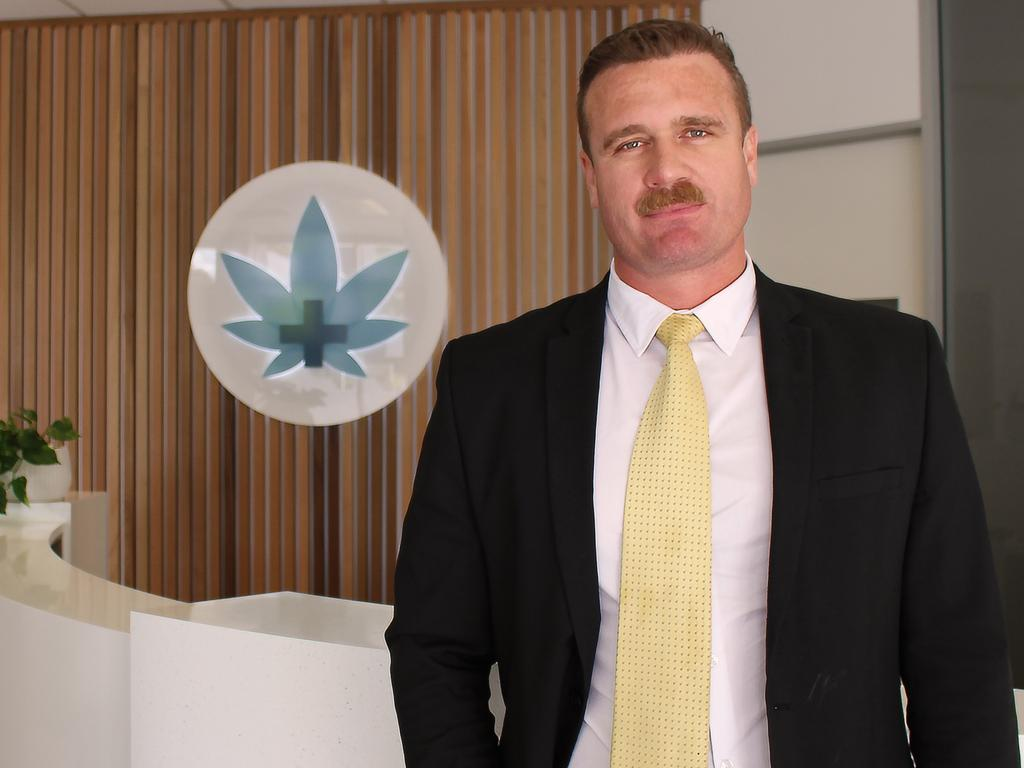 Cannabis Doctors Australia clinical director Dr Ben Jansen is offering to supply low dose cannabidiol under a streamlined version of the existing prescription model.