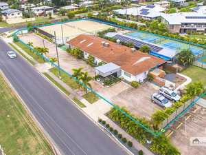 Rockhampton sports venue on market for $875K