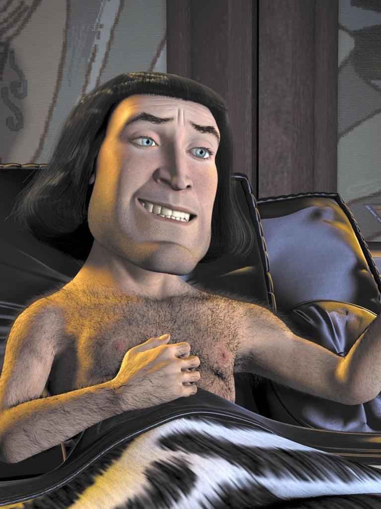 Lord Farquaad.