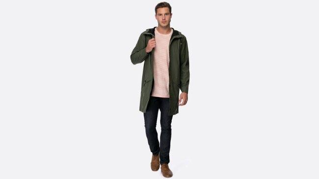 Long Jacket by Rains