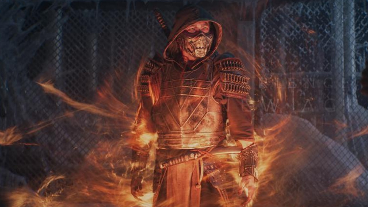 SA-made film Mortal Kombat has won a closely contested battle at the US box office to claim the top spot on its opening weekend.
