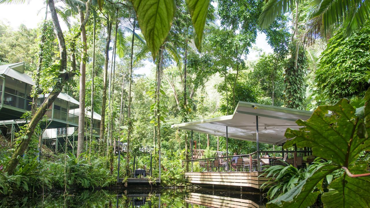 Daintree Ecolodge is advertising as far afield as New Zealand for staff. Picture: supplied
