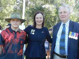 GALLERY: Mount Chalmers community commemorates Anzac Day