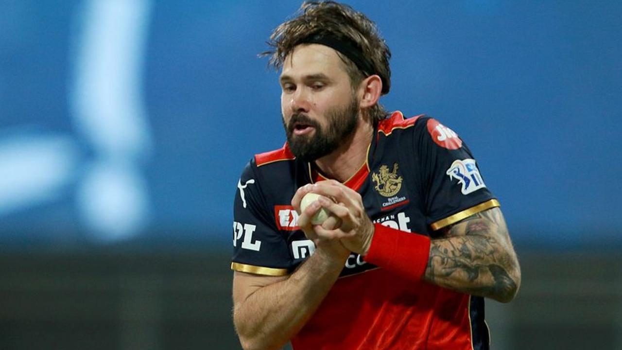 Kane Richardson has already abandoned the IPL competition to head home to Australia.