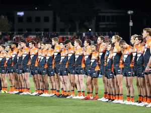Giants hit with $20k fine over tirade