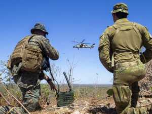 Game on: PM's new $747m defence pledge