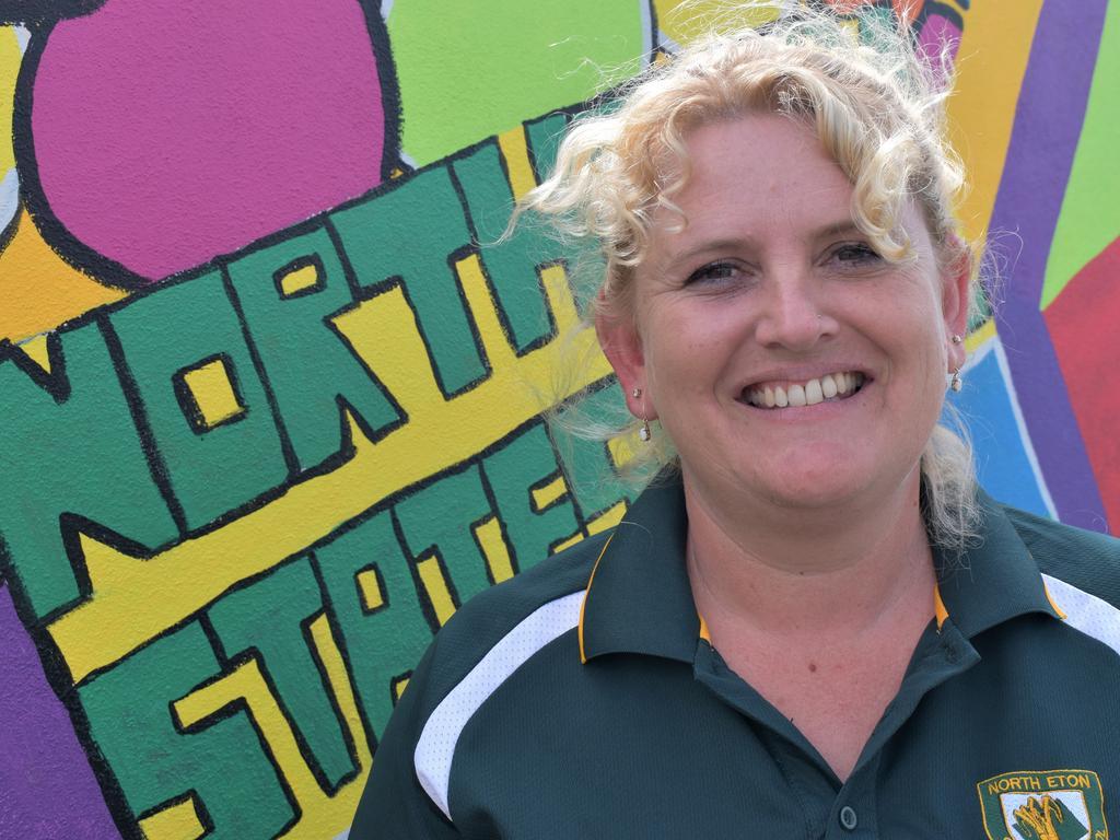 North Eton State School Principal Geraldine Parkes. Picture: Heidi Petith