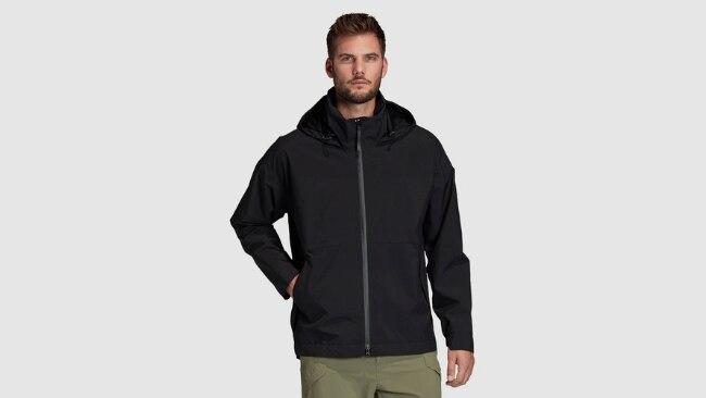 Adidas Performance Traveer RAIN.RDY Rain Jacket