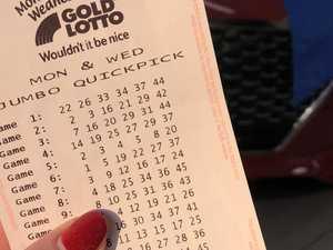 Mackay retiree wins big in $1 million lotto draw