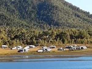 Free camping on the chopping block at popular lake