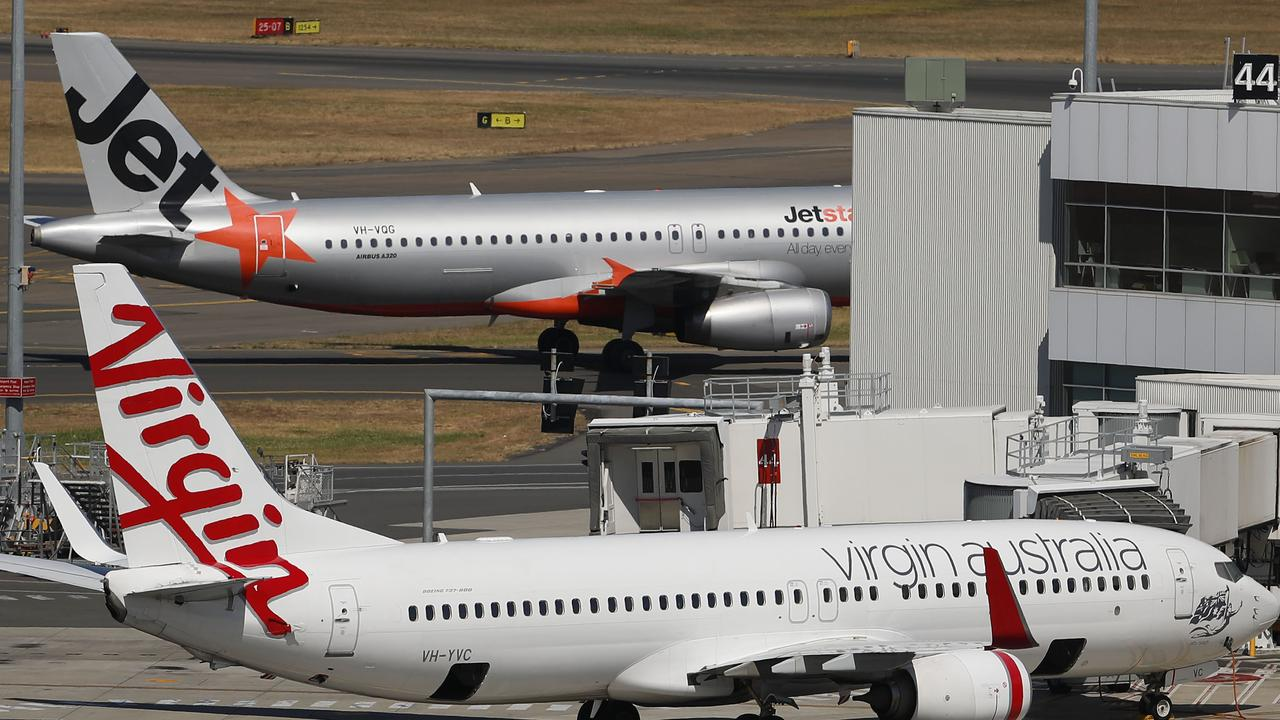 Qantas will make an eleventh-hour bid to stop a former executive starting at Virgin Australia next week, out of fear he knows too much.