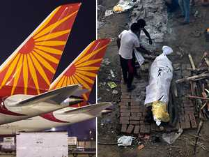 India flight ban decision made amid growing COVID crisis