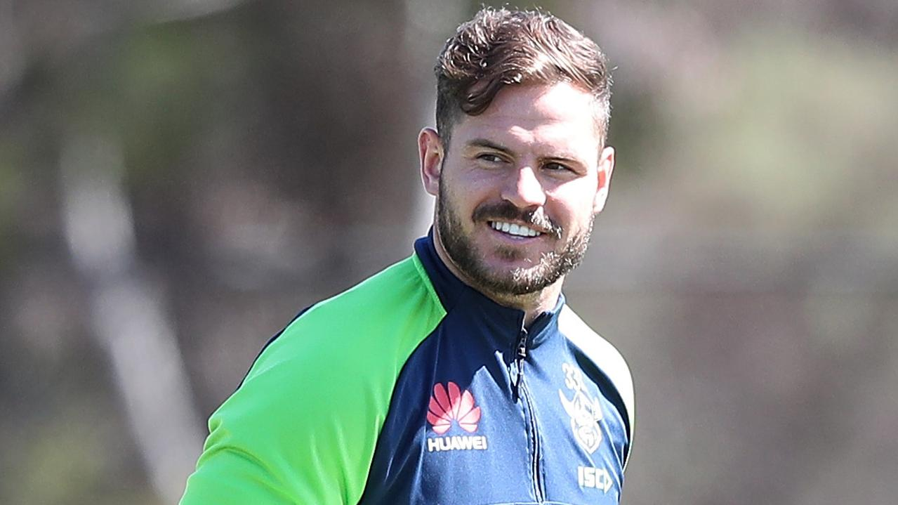 Canberra's former grand-final halfback Aidan Sezer has been offered to the Broncos.