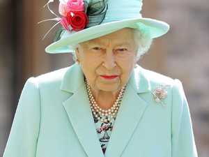Queen's first appearance since funeral