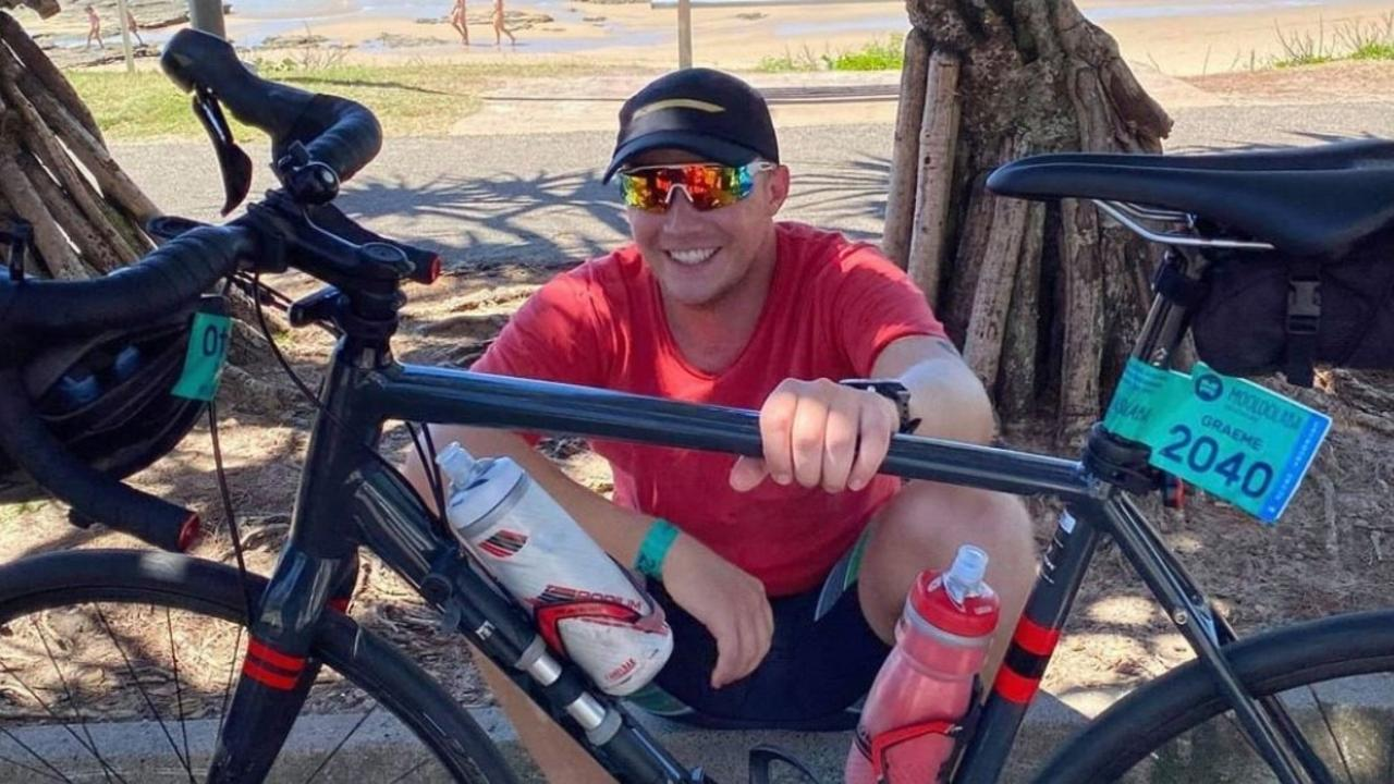 """A civil engineer who was engaged to be married is being remembered as """"an absolute gentleman"""" after a cycling tragedy northwest of Brisbane."""