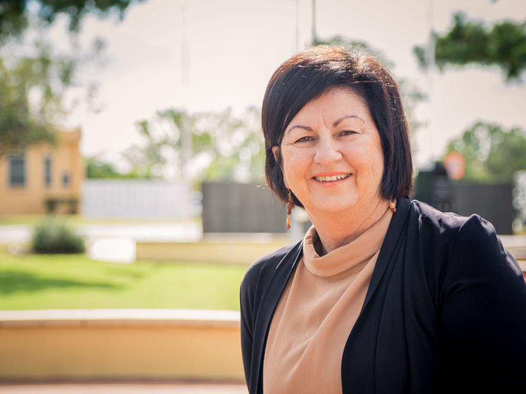 Isaac Regional Council mayor Anne Baker said the upgrade of the Moranbah Hospital remained a priority.