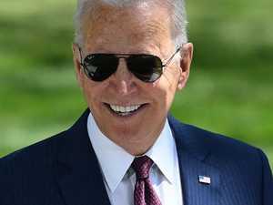 'Watch me': Biden shoots down reporter
