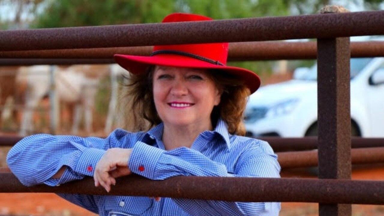 Gina Rinehart leads high-profile cattle station sales