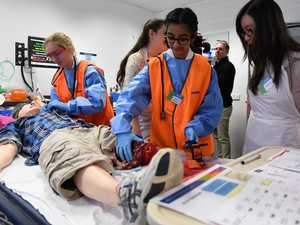 Zoom insight into UQ's rural medical courses