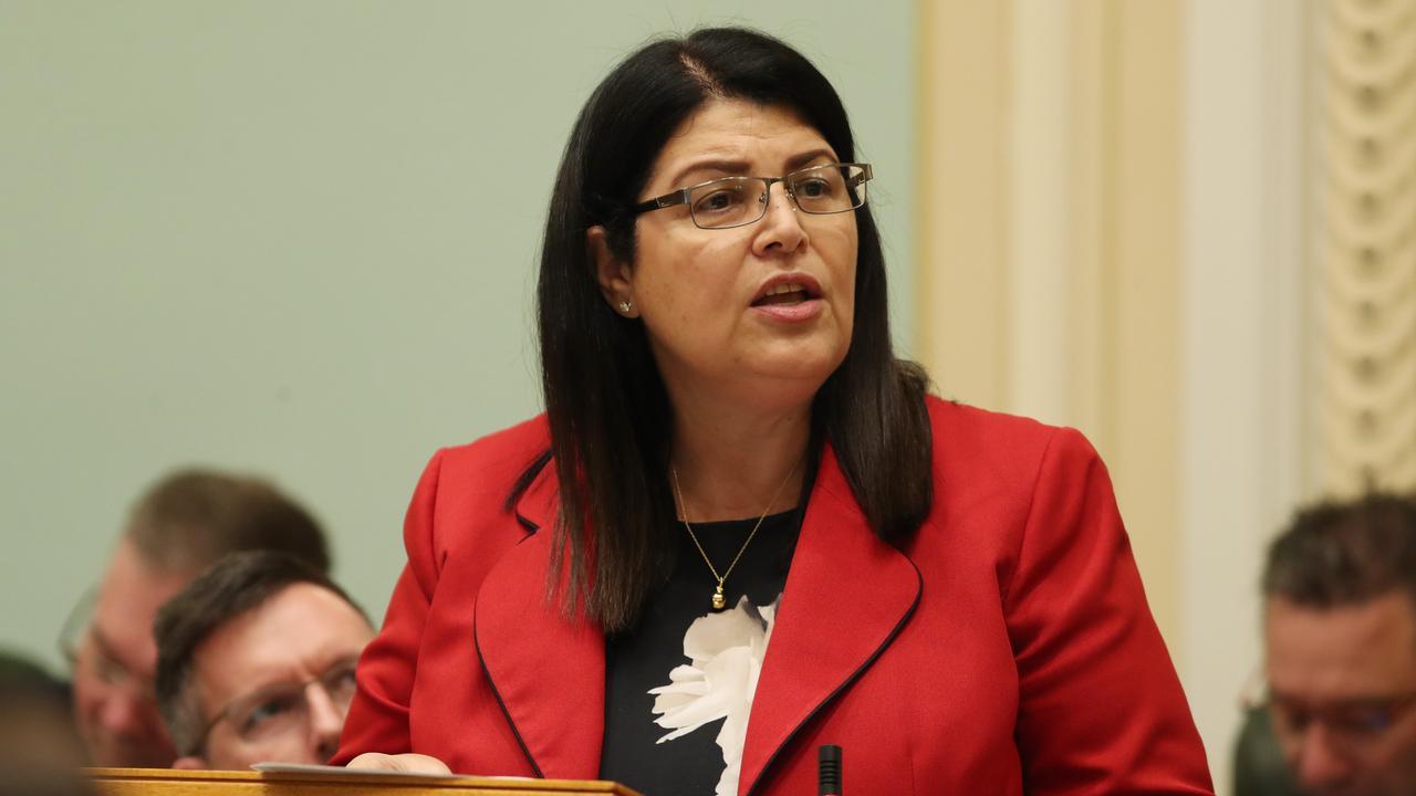 Education Minister Grace Grace. Picture: Tara Croser.