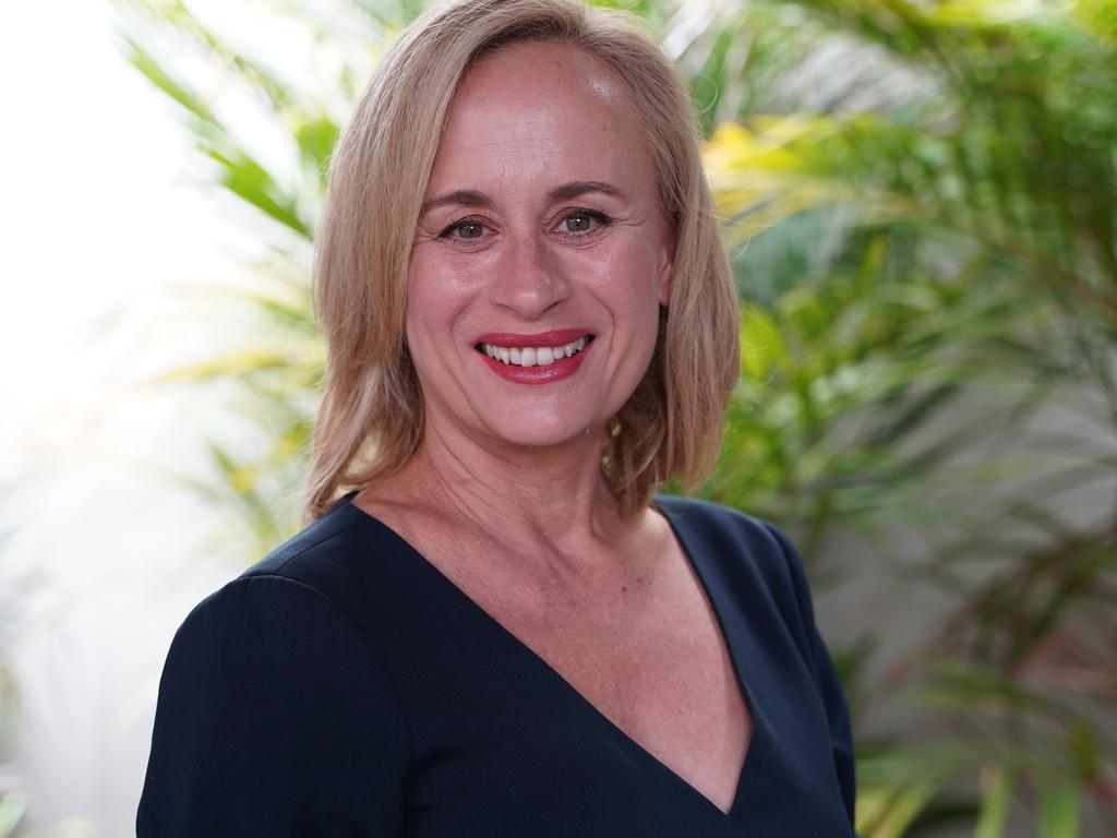 Economic Development Australia chief executive officer Jacqueline Brinkman. Picture: Heidi Petith