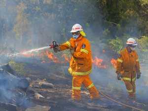 Woman blamed for Dunalley bushfire describes terrifying day