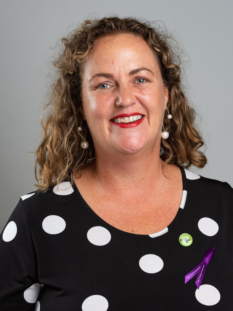 Queensland Teachers' Union president Cresta Richardson says school catchment areas can change. Picture: Supplied