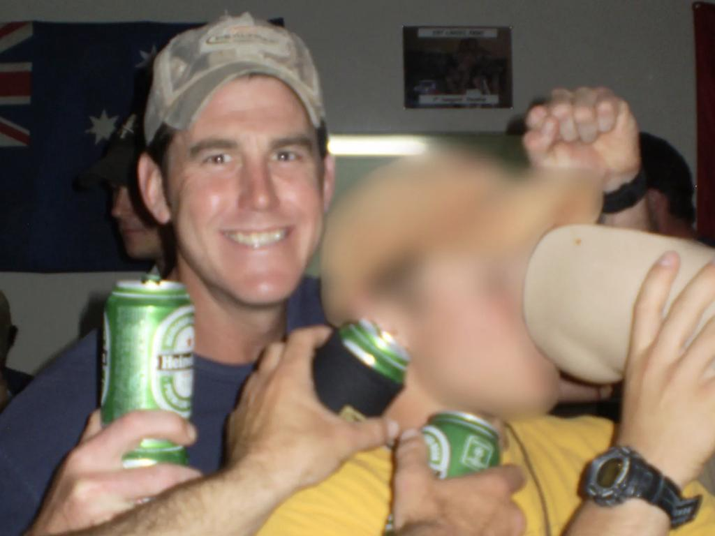 Ben Roberts-Smith allegedly hid photos taken at the Fat Ladies Arms. Picture: SMG/The Age/60 Minutes.