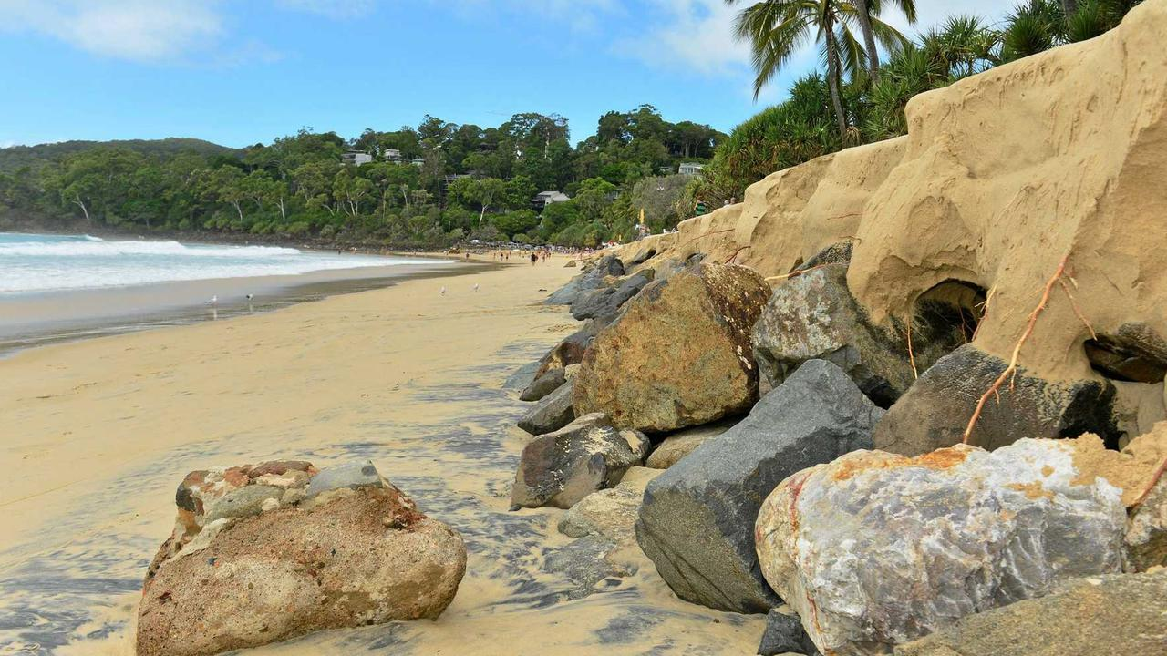Noosa Council is under fire from residents upset about plans for combating climate change.