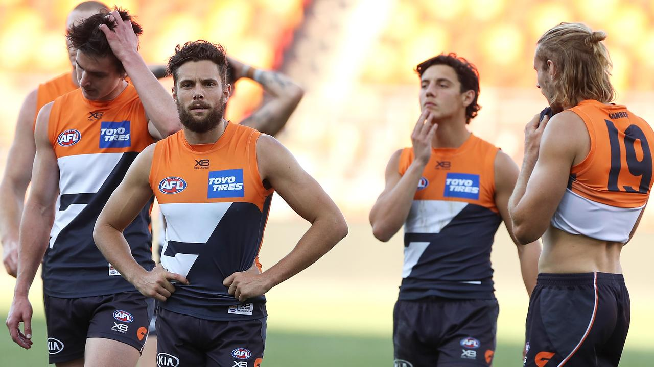 Josh Kelly signed a monster multimillion-dollar deal that set him up for life — but if he sees it through it will spell disaster for GWS.