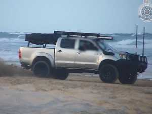 'You've been warned': Police crack down on beach hooning