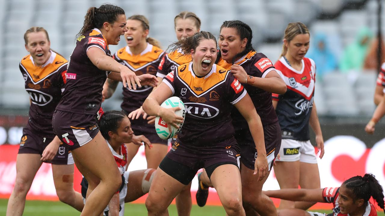 The NRLW will move forward with extra teams this season, with the ultimate goal of every NRL club fielding a team also definitely in reach.