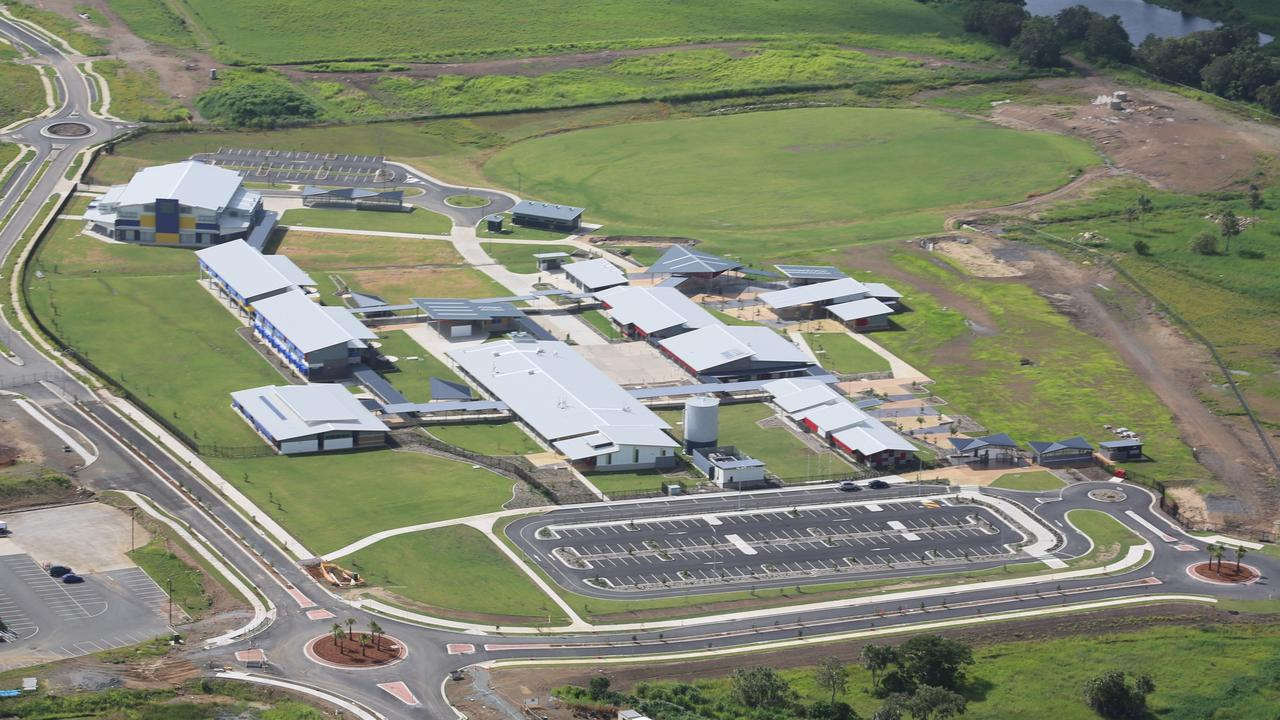 Mackay Northern Beaches State High School.
