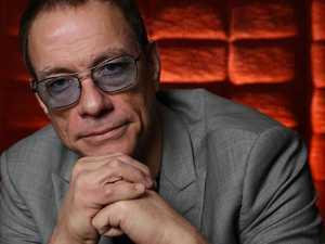 Jean-Claude Van Damme muscles in on Australia
