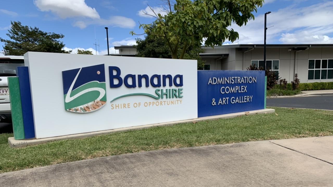 Banana Shire Council generic. Photo: Lachlan Berlin