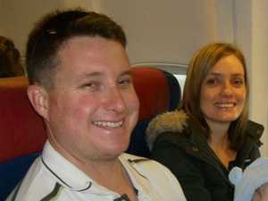 Slain officer's widow and partner still waiting for answers