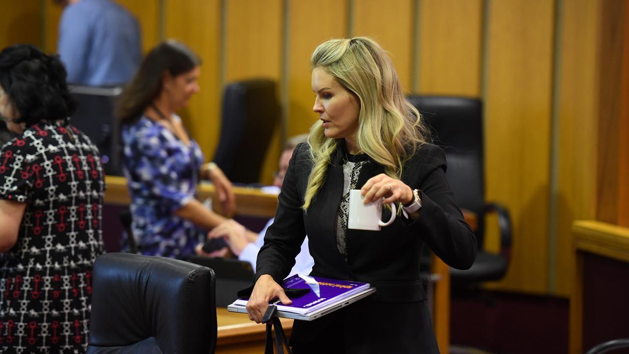 Cr Nicole Jonic has been voted in as deputy mayor.