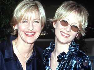 Ellen's ex reveals shock truth behind pic