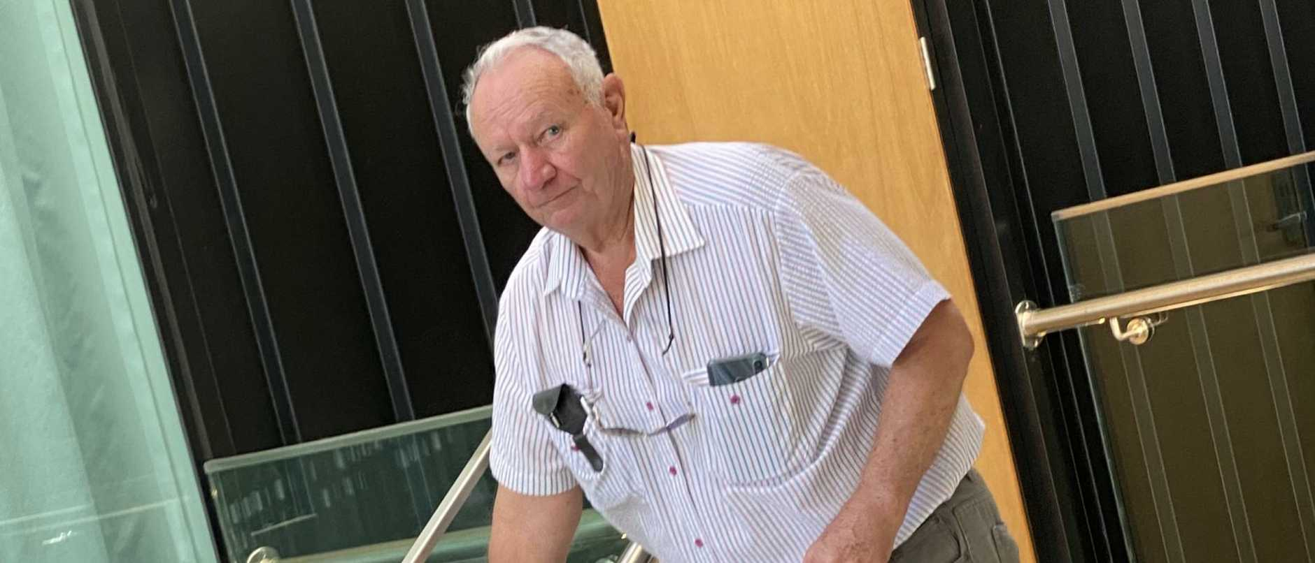 A 73-year-old North Queensland man has been committed to stand trial over allegations he sexually abused two vulnerable male aged-care patients.
