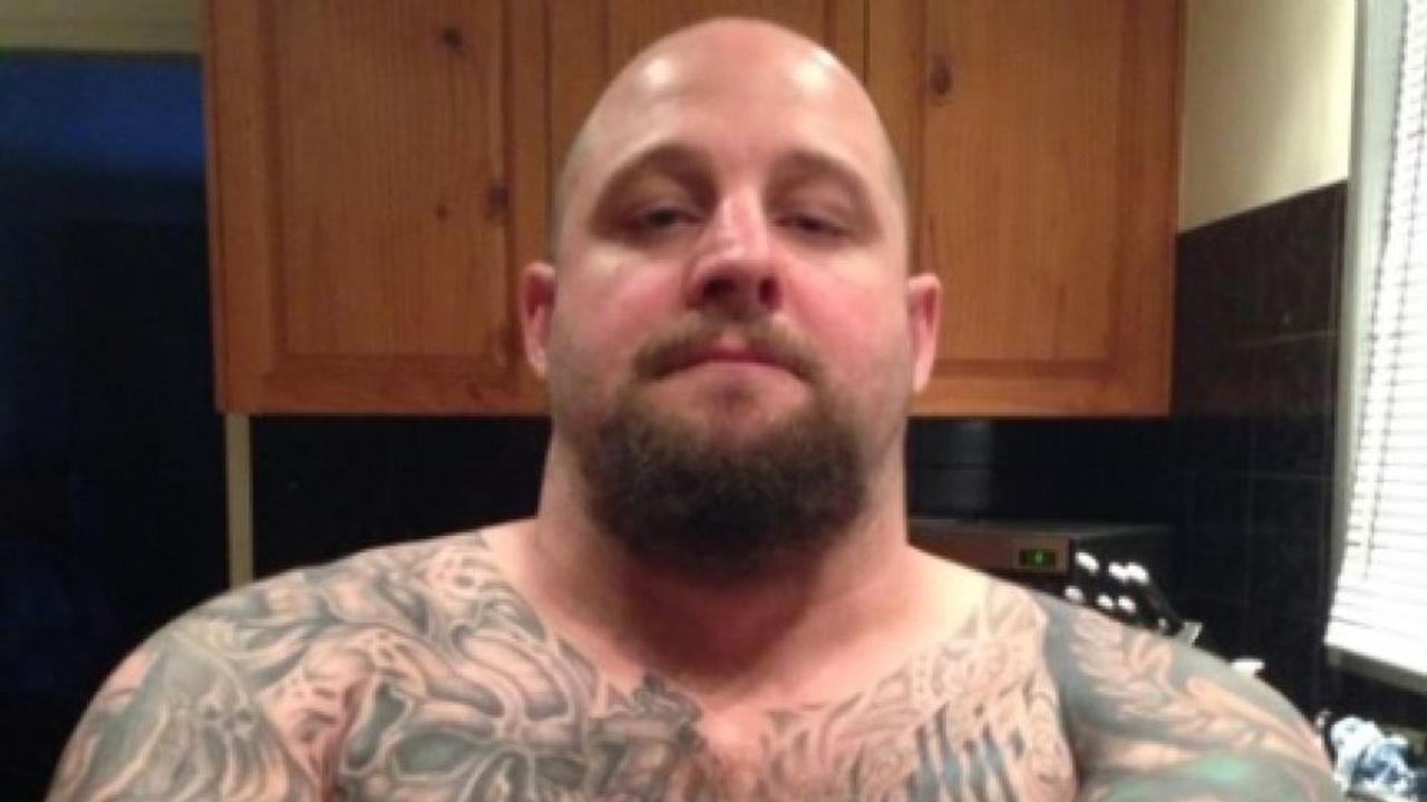 Brett Forte's killer Rick Maddison.