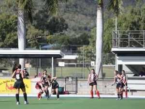 Gladstone women improving at Hockey Queensland Championship