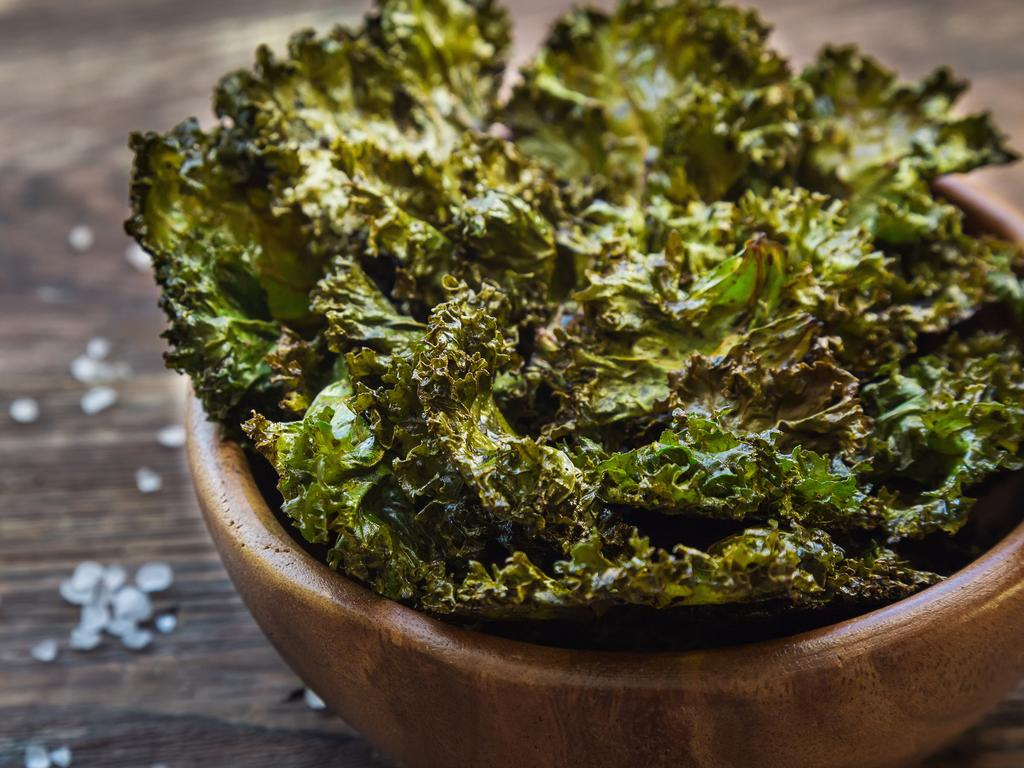 Fancy a bowl of kale chips? Make your own rather than buy them. Picture: iStock