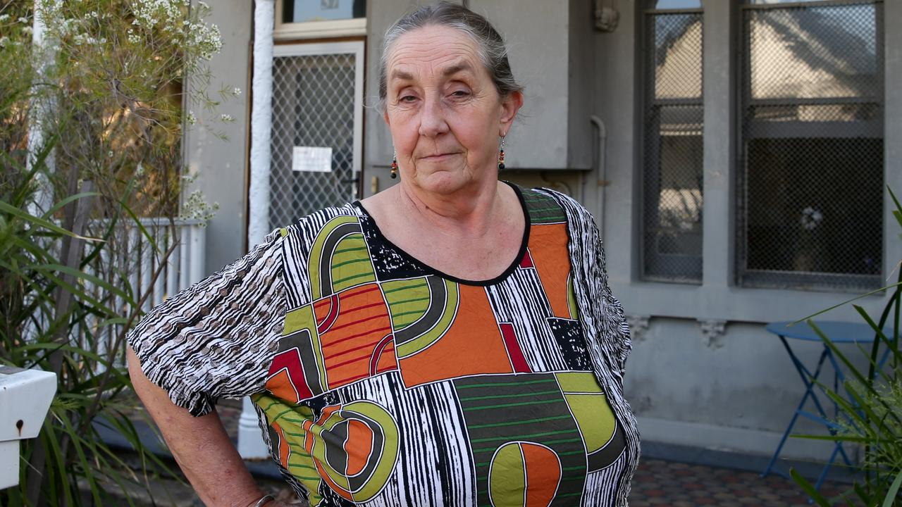 Karen Willis says everyone in the justice system has to be trained to recognise trauma. Picture: AAP Image/Caig Wilson