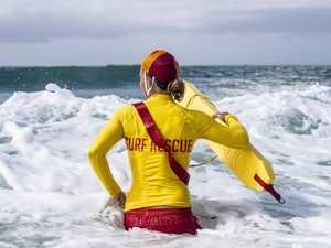 TOUGH SEASON: Coast lifesavers endure more rescues