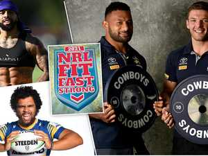 Revealed: Fittest, fastest and strongest players in the NRL
