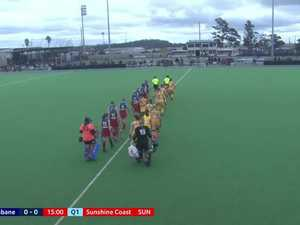 REPLAY: Qld State Hockey Championships - Brisbane vs Sunshine Coast (Women's)