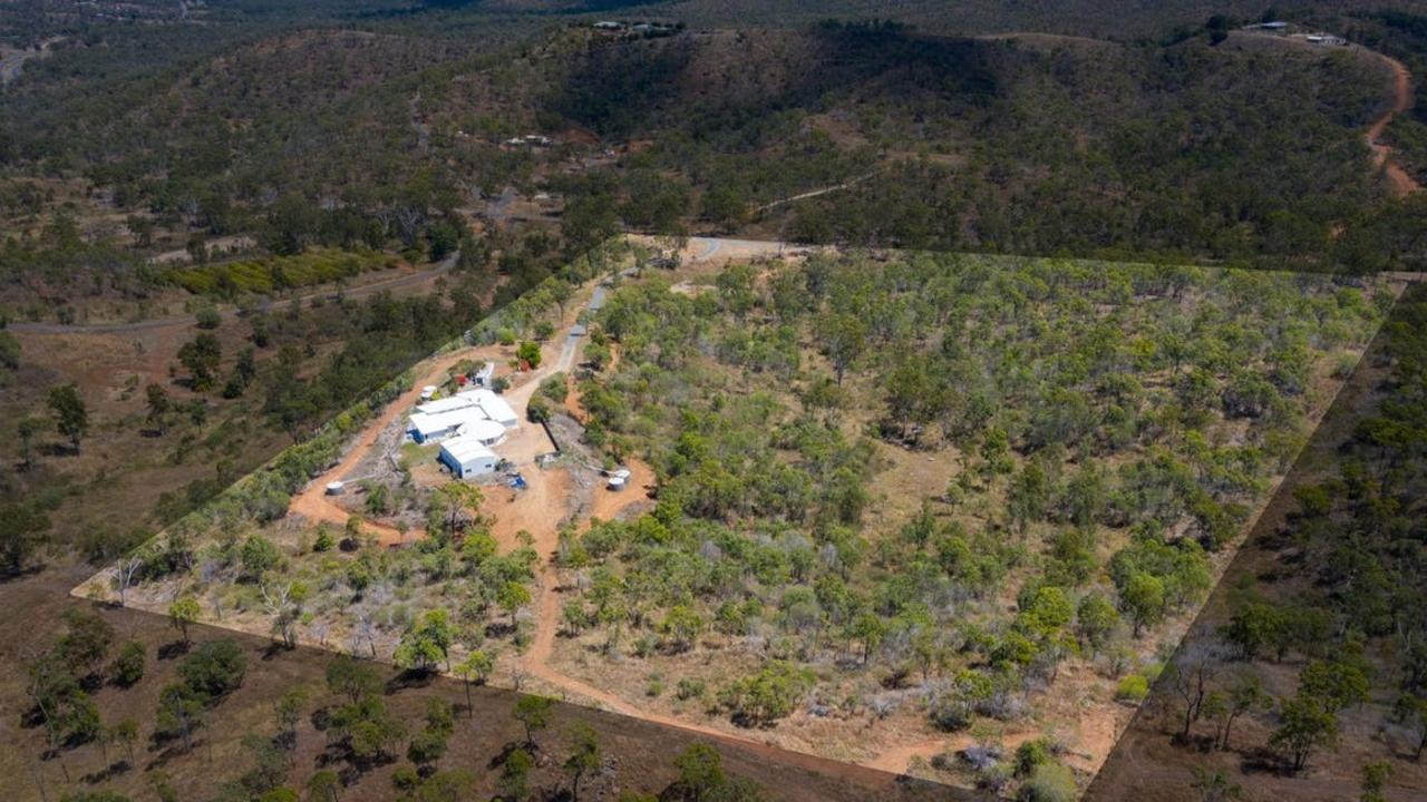 The 28-acre property at 102 Grigg Road, Limestone Creek, settled in April though Pat O'Driscoll Real Estate. Picture: Contributed